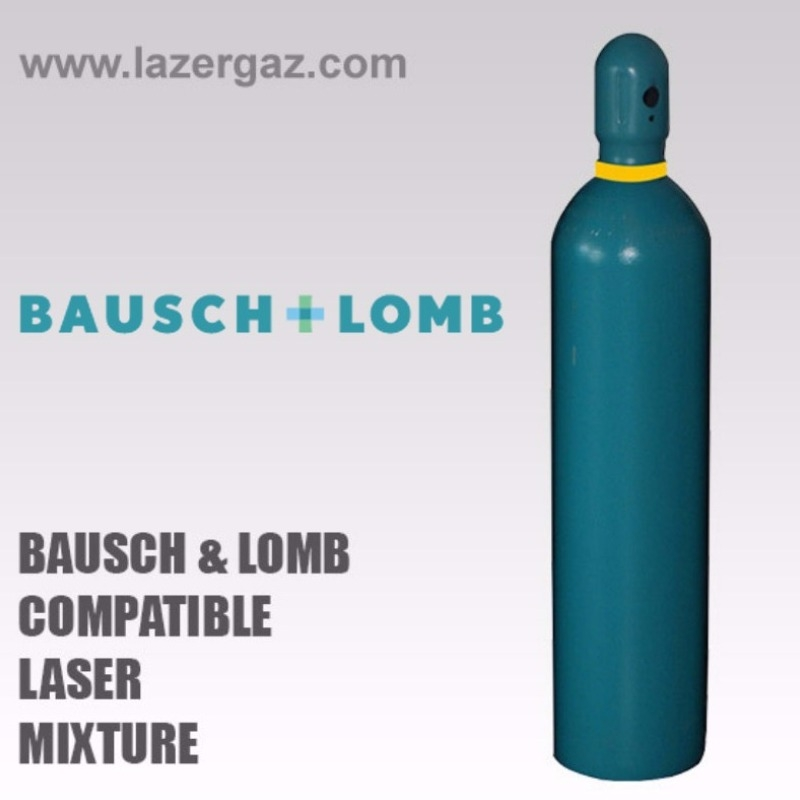 BAUSCH & LOMB COMPATIBLE LASER MIXTURE